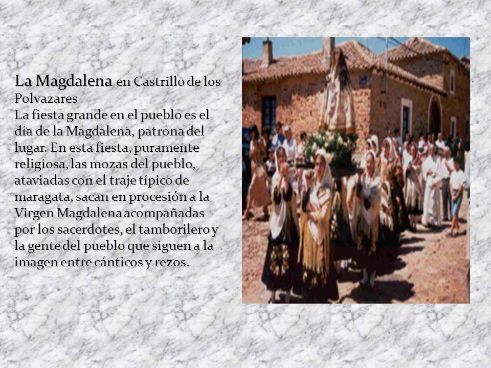 La Magdalena en Castrillo de los Polvazares