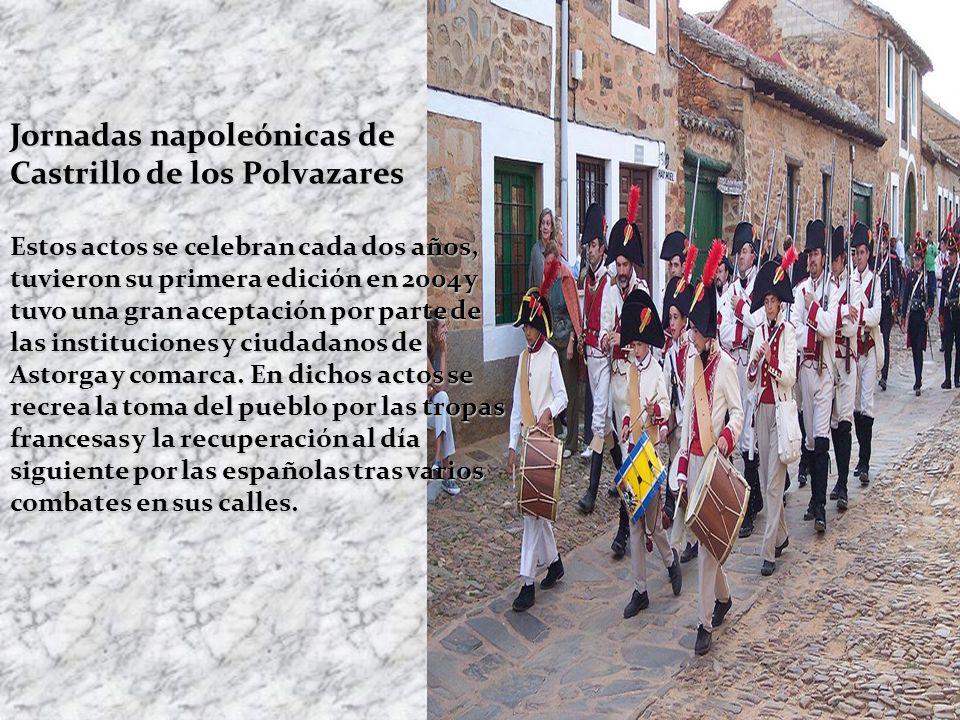 Jornadas napoleónicas de Castrillo de los Polvazares
