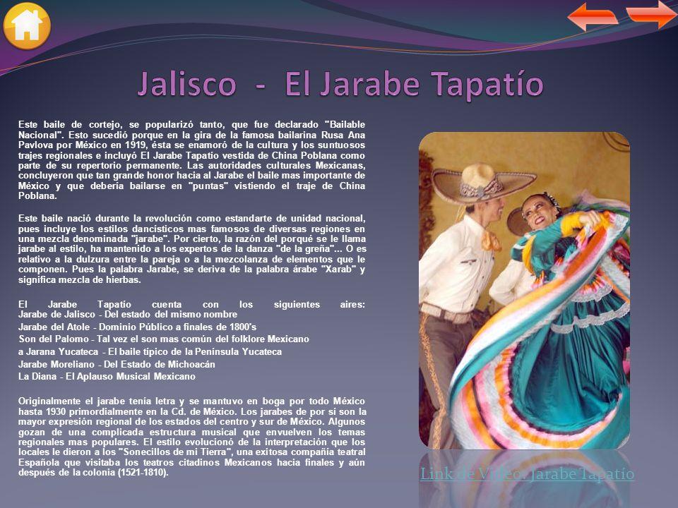 Jalisco - El Jarabe Tapatío