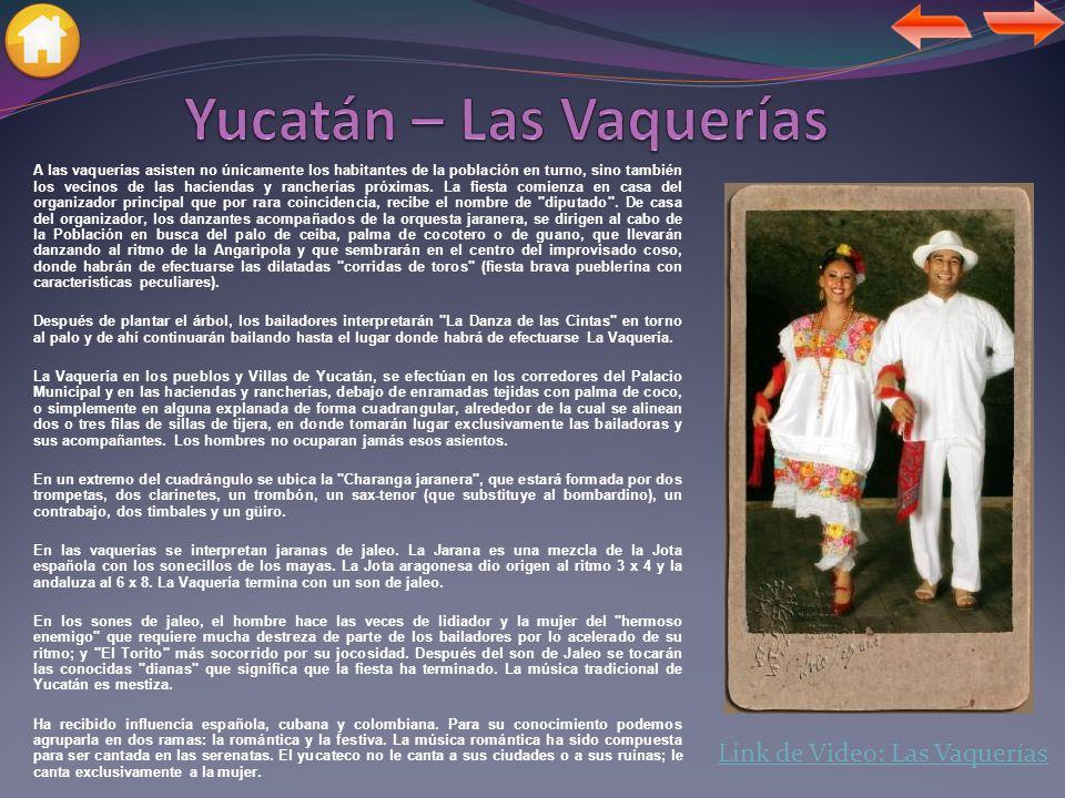 Yucatán – Las Vaquerías