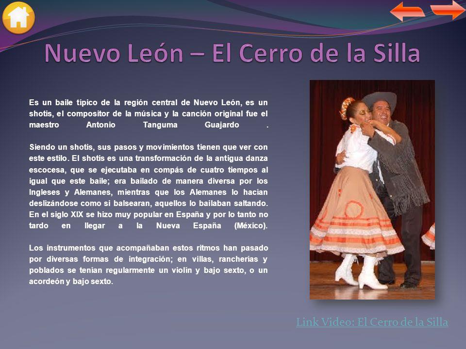 Nuevo León – El Cerro de la Silla
