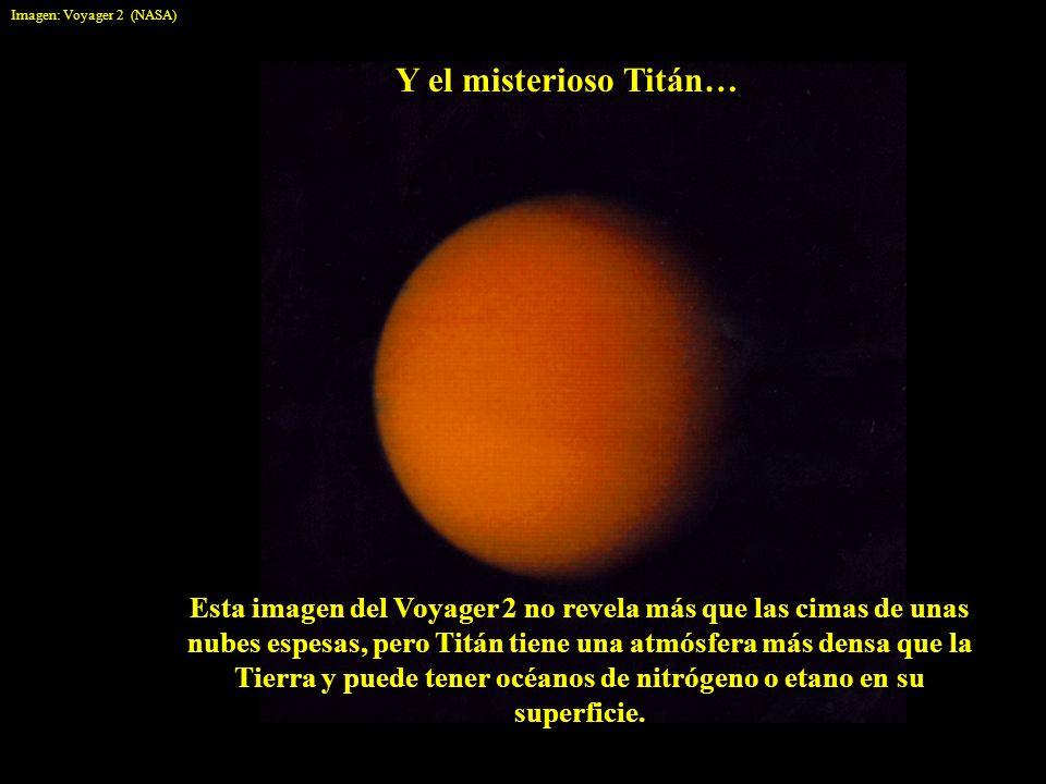 Imagen: Voyager 2 (NASA)