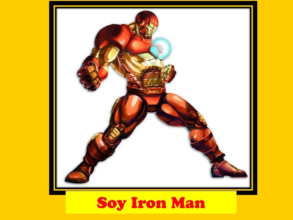 Soy Iron Man