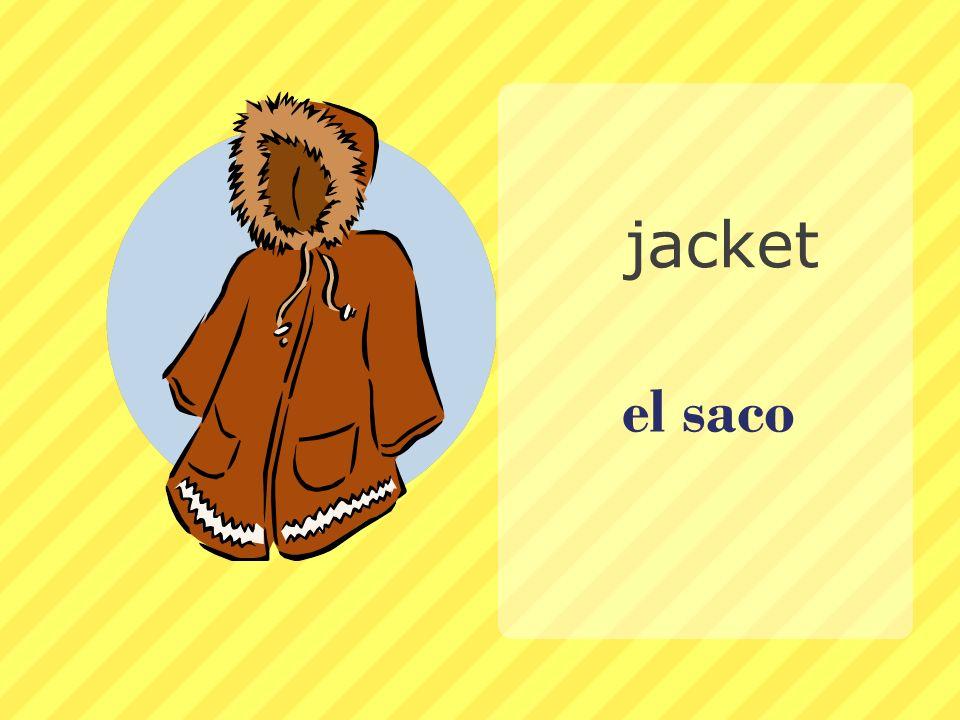 jacket el saco