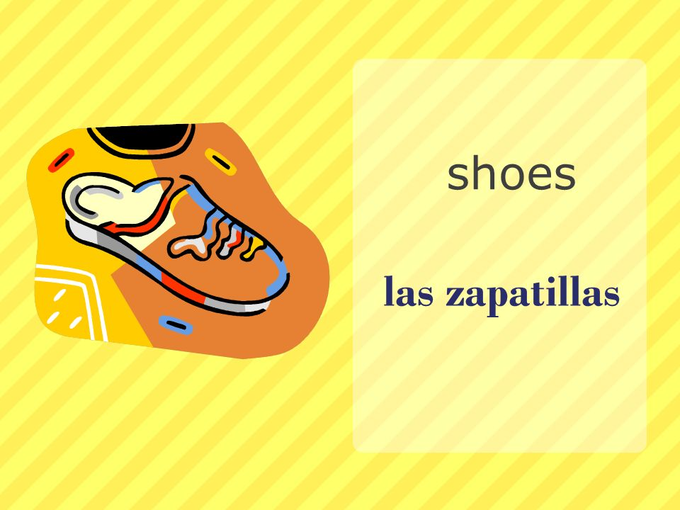 shoes las zapatillas