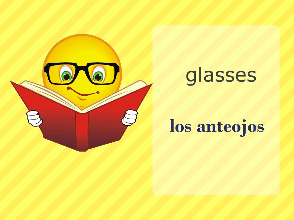 glasses los anteojos