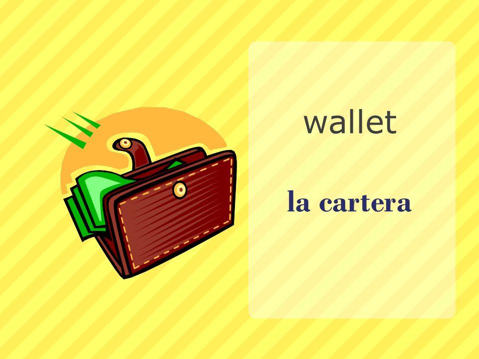 wallet la cartera