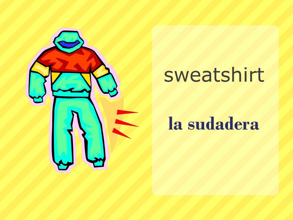 sweatshirt la sudadera