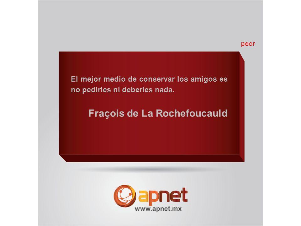Fraçois de La Rochefoucauld