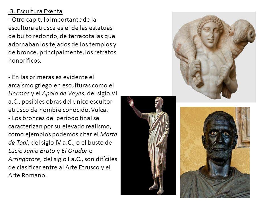 .3. Escultura Exenta