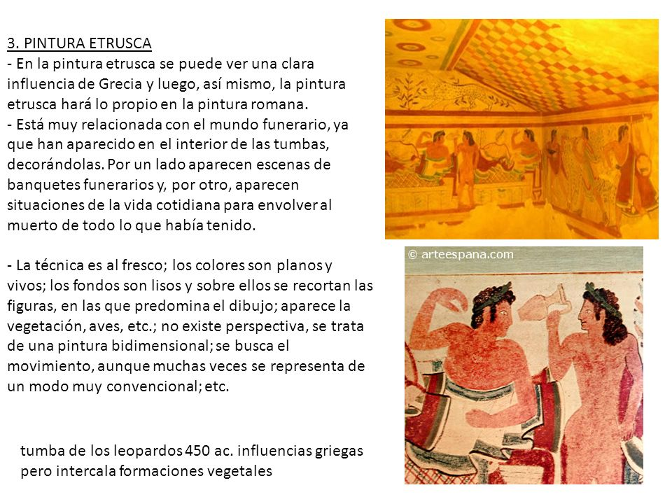 3. PINTURA ETRUSCA