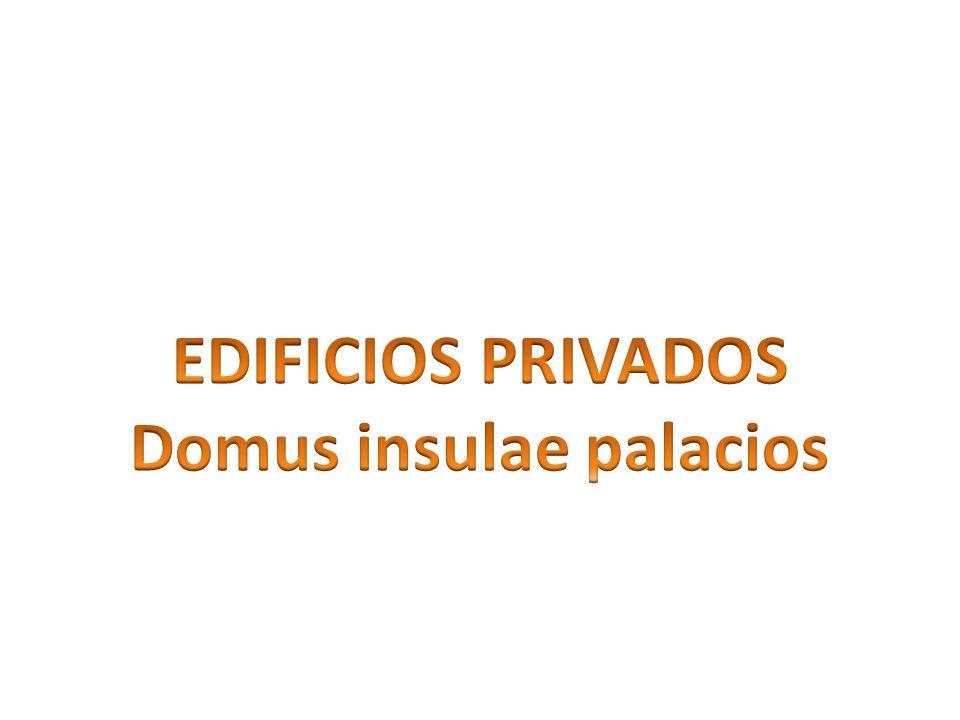 Domus insulae palacios