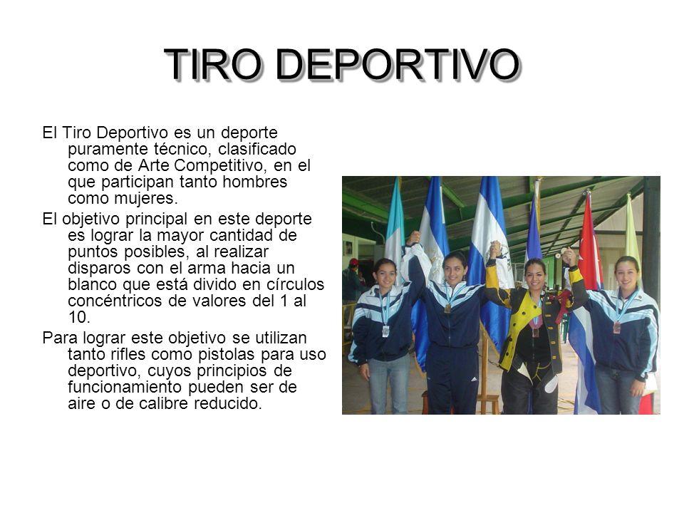 TIRO DEPORTIVO