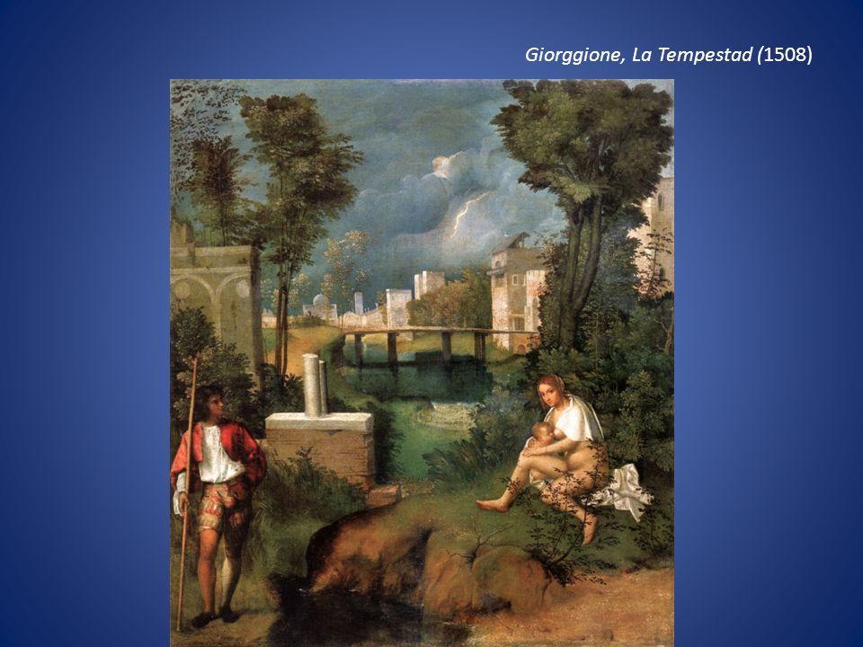 Giorggione, La Tempestad (1508)