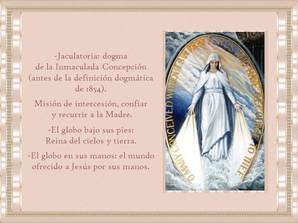 de la Inmaculada Concepción