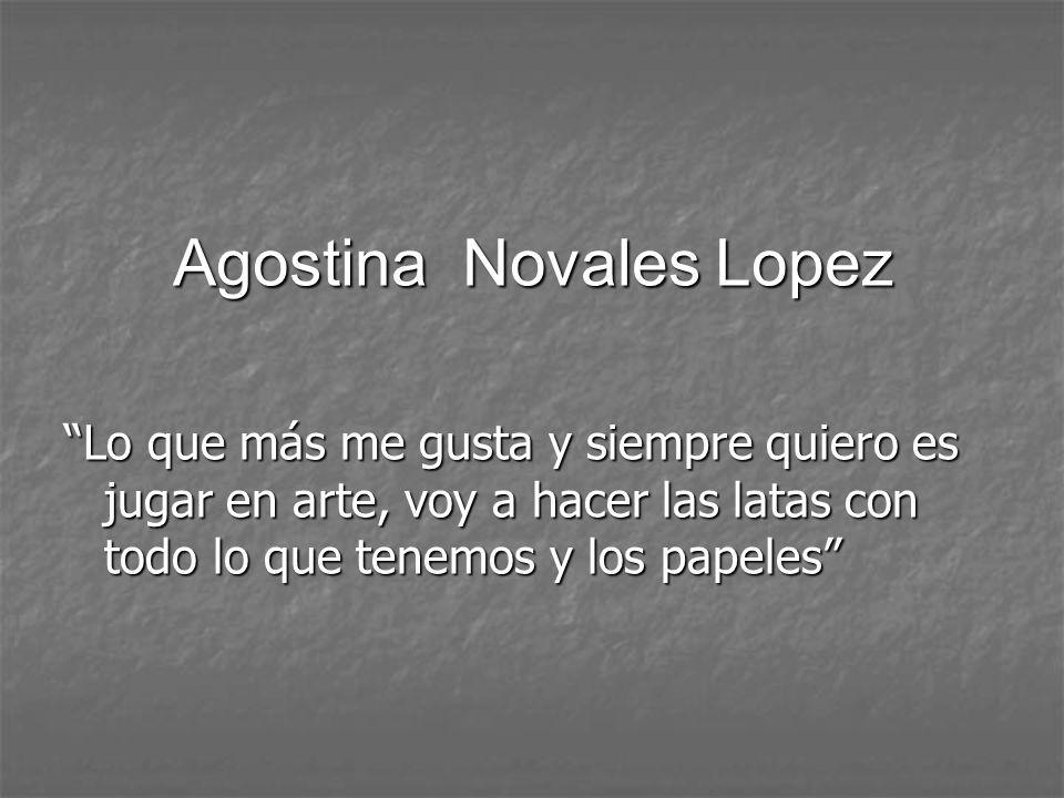 Agostina Novales Lopez