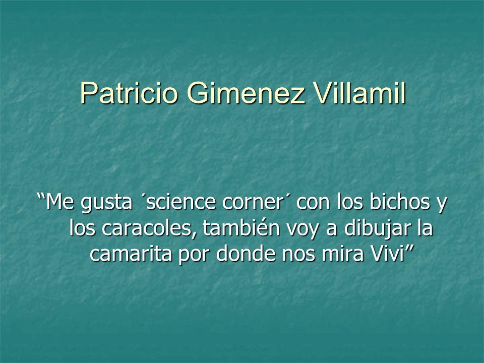 Patricio Gimenez Villamil