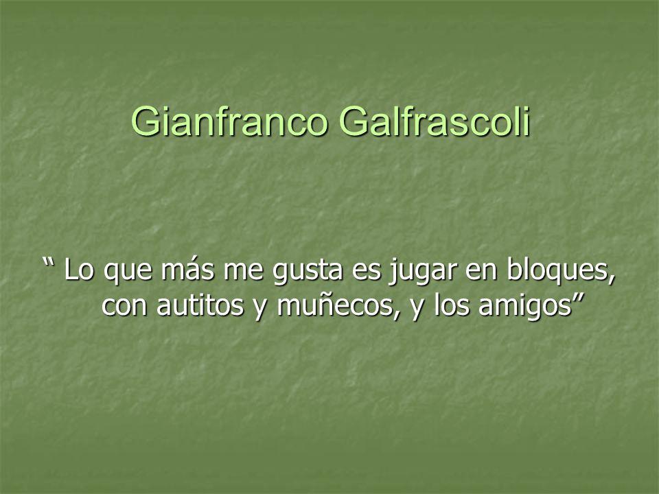 Gianfranco Galfrascoli