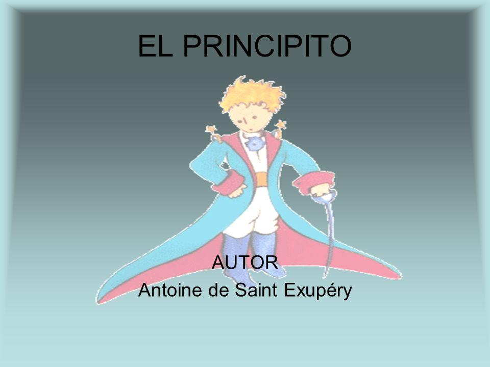 Antoine de Saint Exupéry