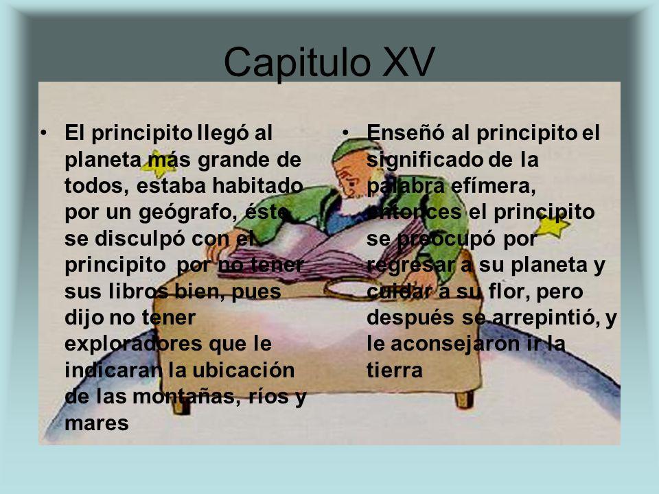 Capitulo XV