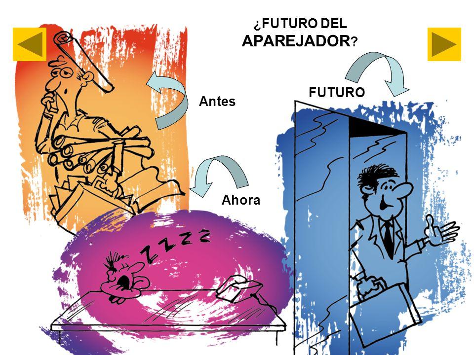 ¿FUTURO DEL APAREJADOR