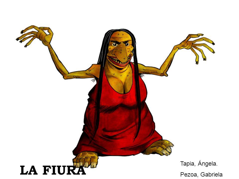 Tapia, Ángela. Pezoa, Gabriela LA FIURA