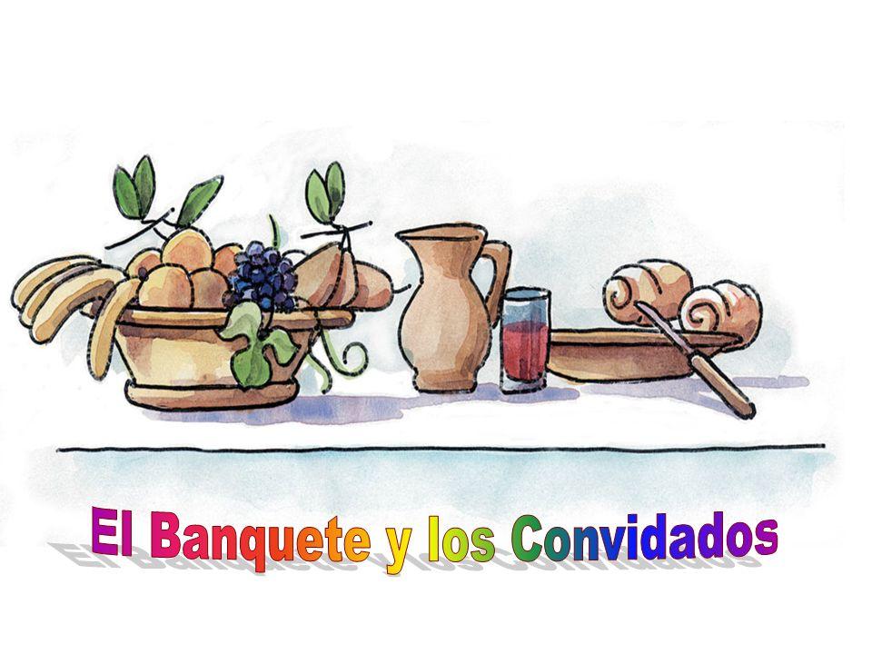 El Banquete y los Convidados