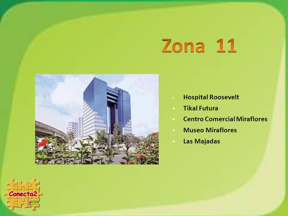 Zona 11 Hospital Roosevelt Tikal Futura Centro Comercial Miraflores