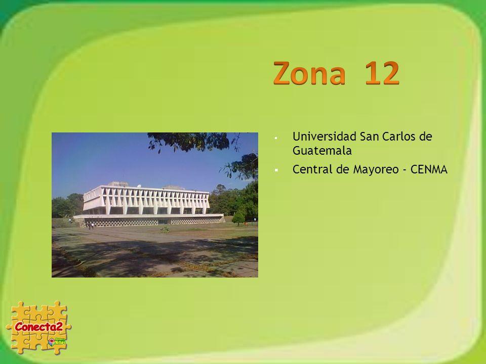 Zona 12 Universidad San Carlos de Guatemala Central de Mayoreo - CENMA