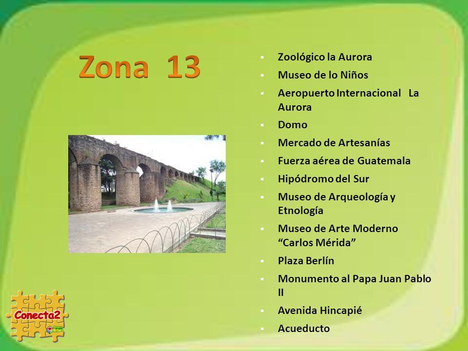 Zona 13 Zoológico la Aurora Museo de lo Niños