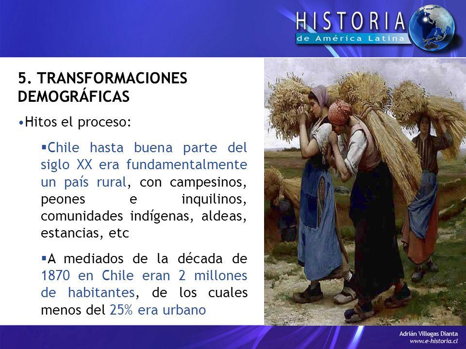 5. TRANSFORMACIONES DEMOGRÁFICAS