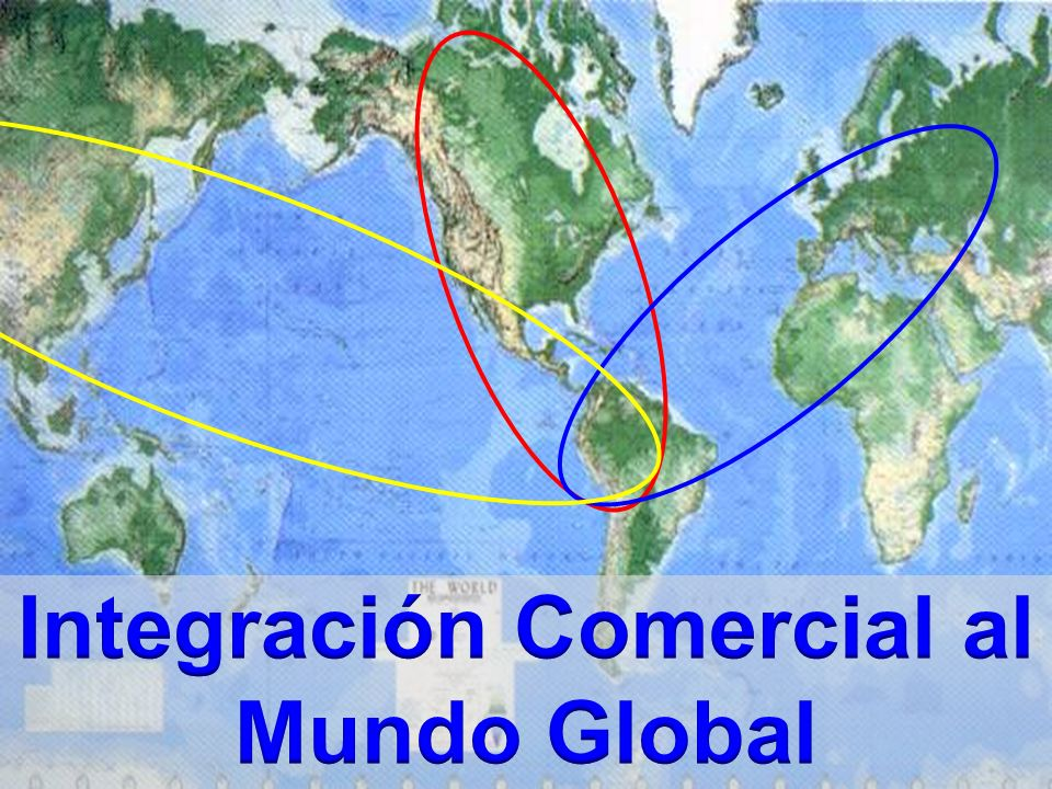 Integración Comercial al Mundo Global