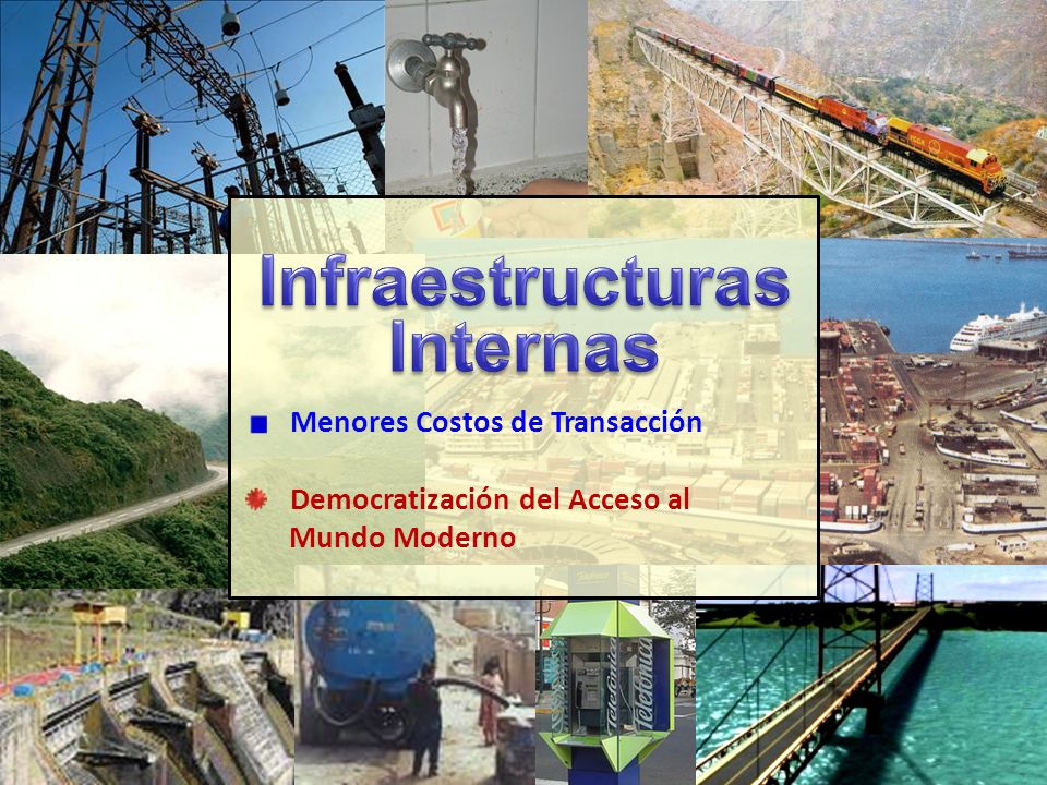 Infraestructuras Internas