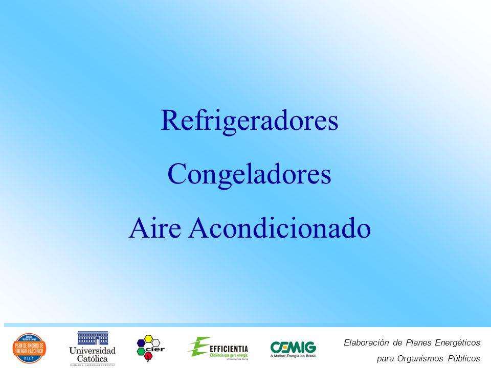 Refrigeradores Congeladores Aire Acondicionado