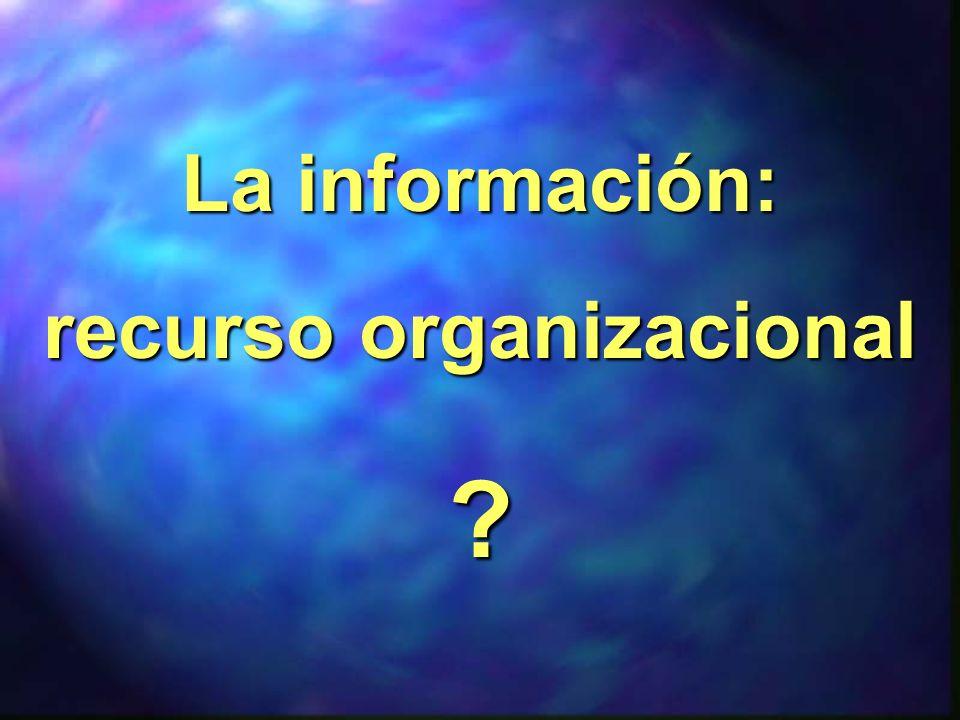 recurso organizacional