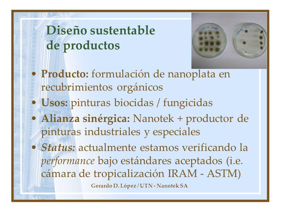 Diseño sustentable de productos