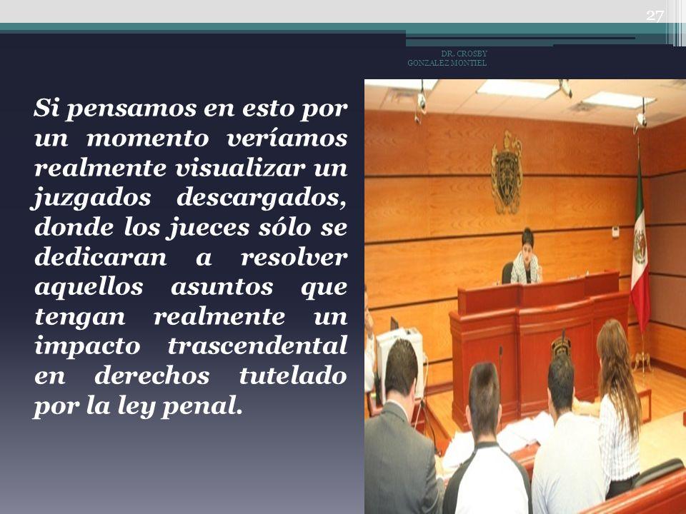 DR. CROSBY GONZALEZ MONTIEL