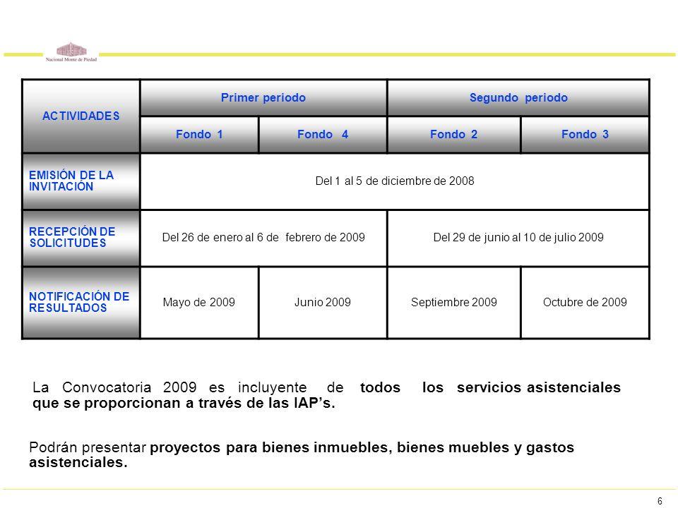 Del 26 de enero al 6 de febrero de 2009