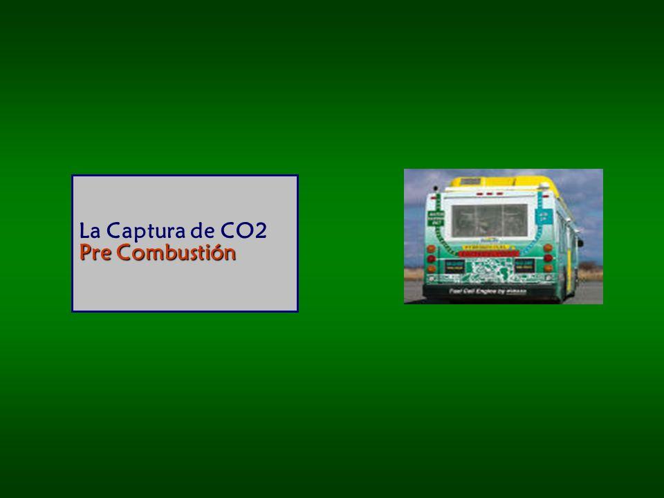 La Captura de CO2 Pre Combustión