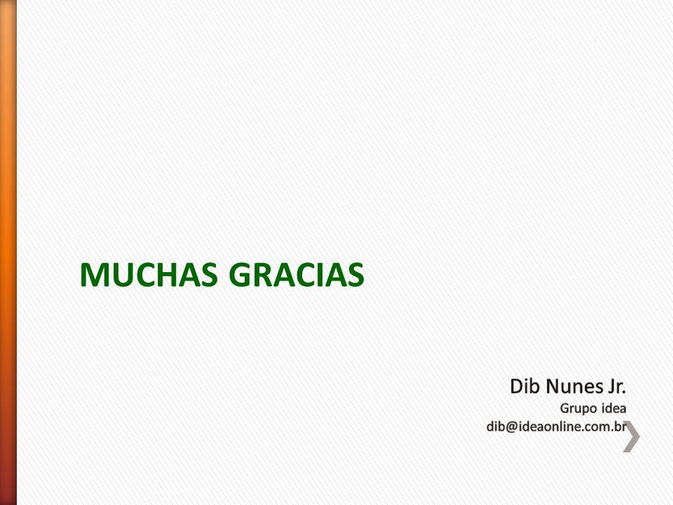 Dib Nunes Jr. Grupo idea dib@ideaonline.com.br