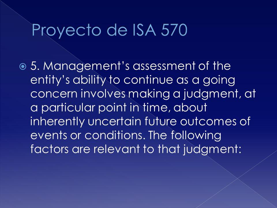 Proyecto de ISA 570
