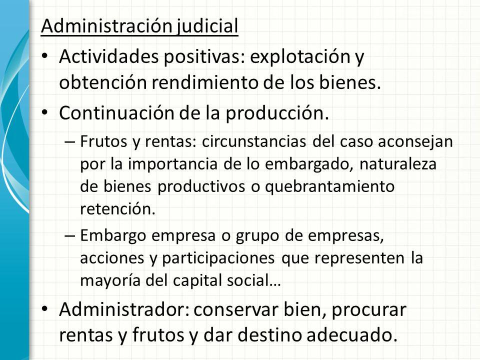 Administración judicial