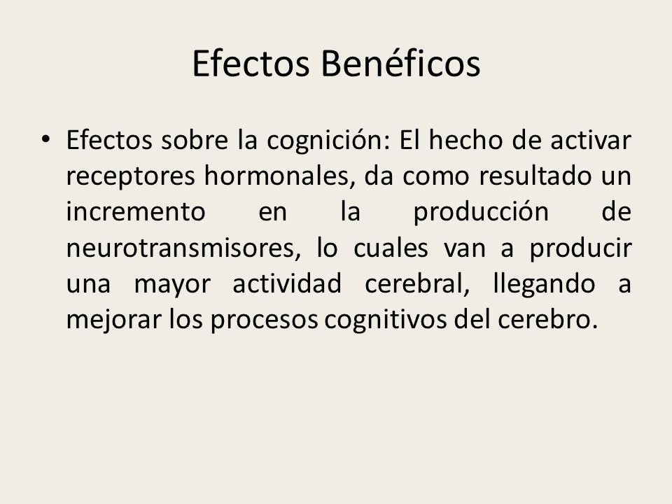 Efectos Benéficos