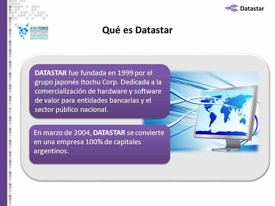 Qué es Datastar
