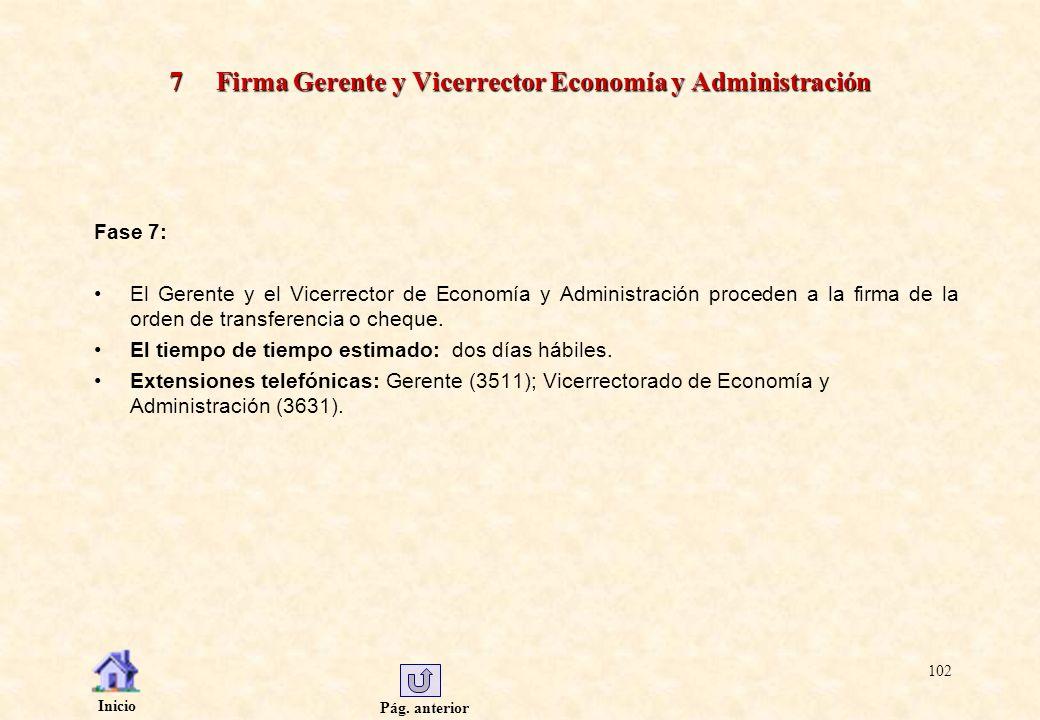 7 Firma Gerente y Vicerrector Economía y Administración