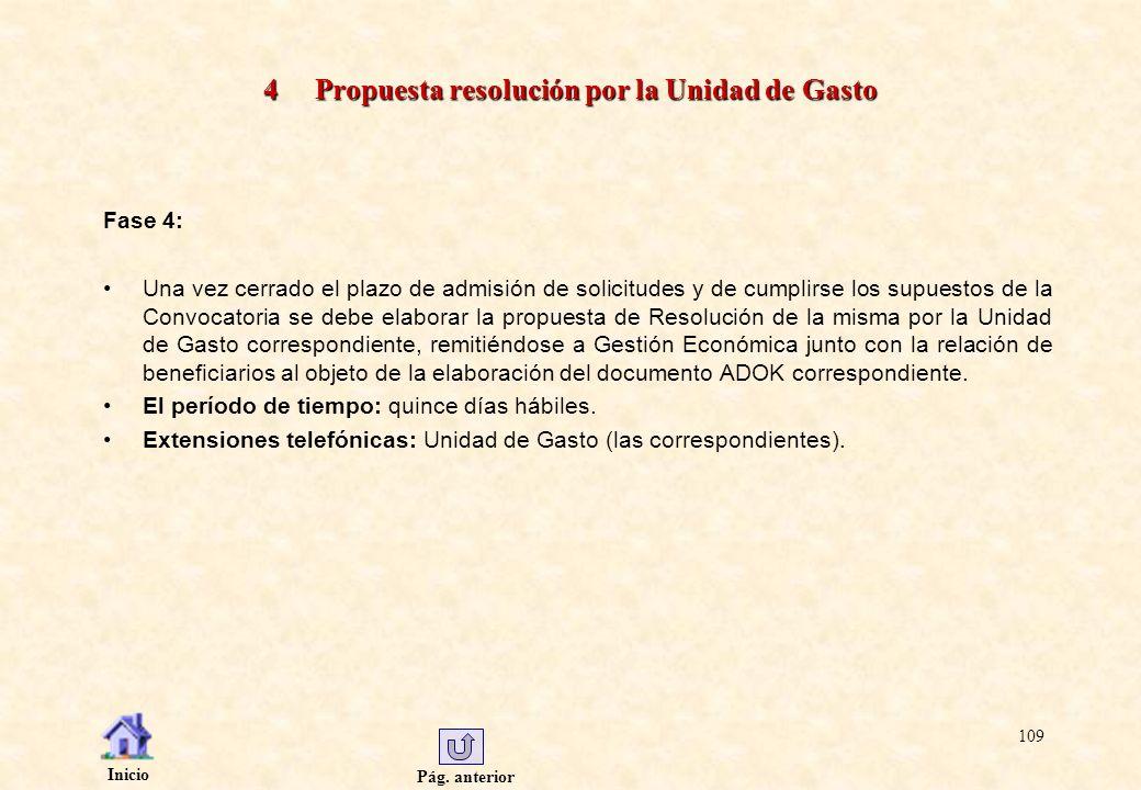 4 Propuesta resolución por la Unidad de Gasto
