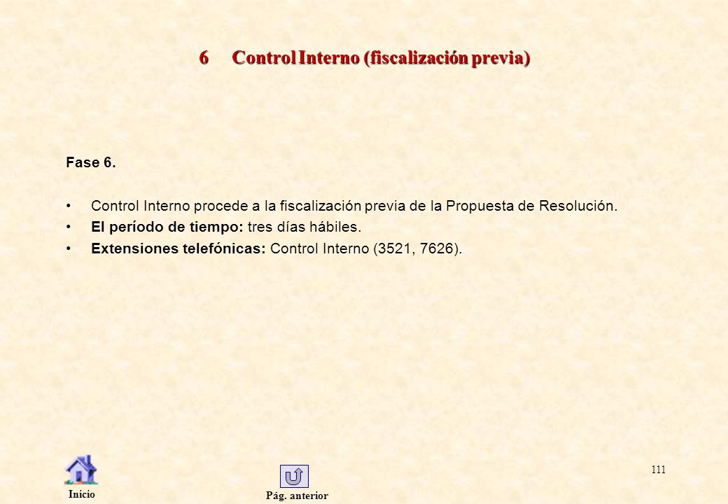 6 Control Interno (fiscalización previa)