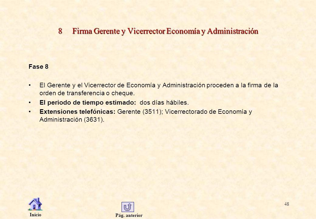 8 Firma Gerente y Vicerrector Economía y Administración