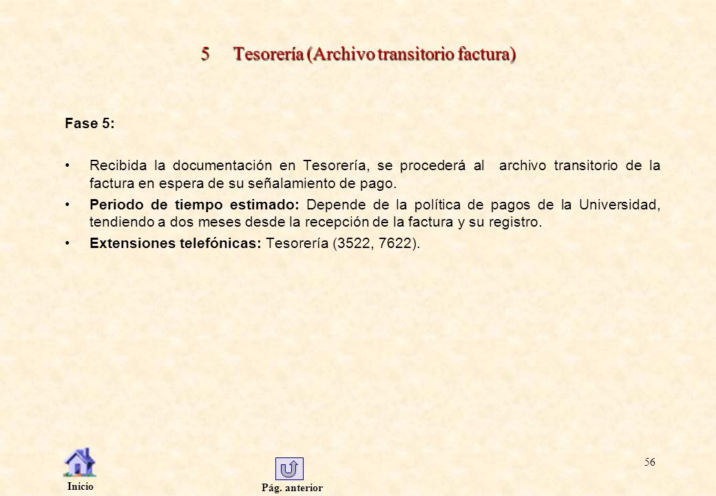 5 Tesorería (Archivo transitorio factura)
