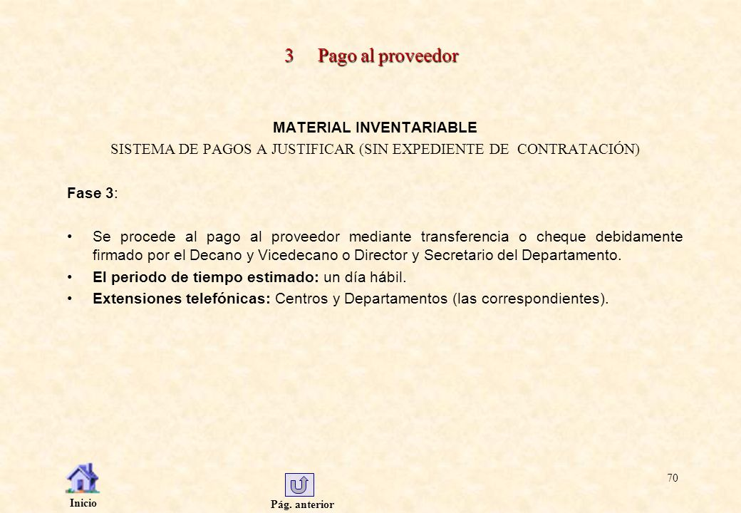 MATERIAL INVENTARIABLE